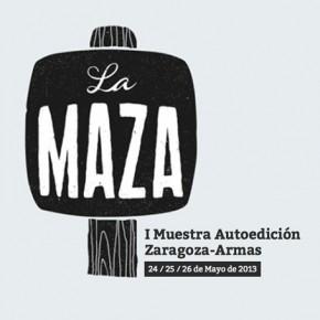 'La MAZA', I Muestra de Autoedición de Zaragoza y Fedrigoni España