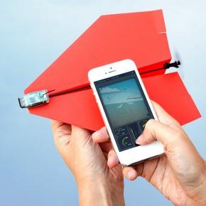 ¿Quieres hacer volar un avión de papel?