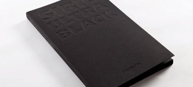 Sirio Ultra Black, el negro más negro