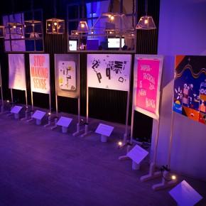 'The Good Paper Chain Exhibition' en Lisboa