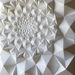 Un cirujano del papel que opera geométricamente