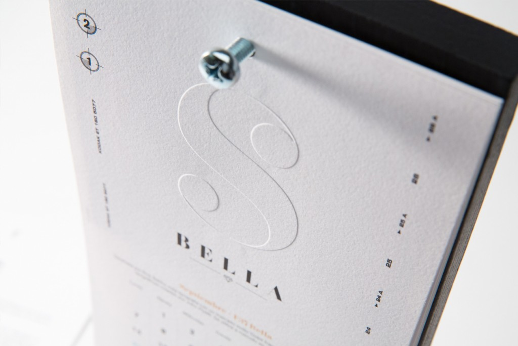 Fedrigoni Calendario Calcco 6