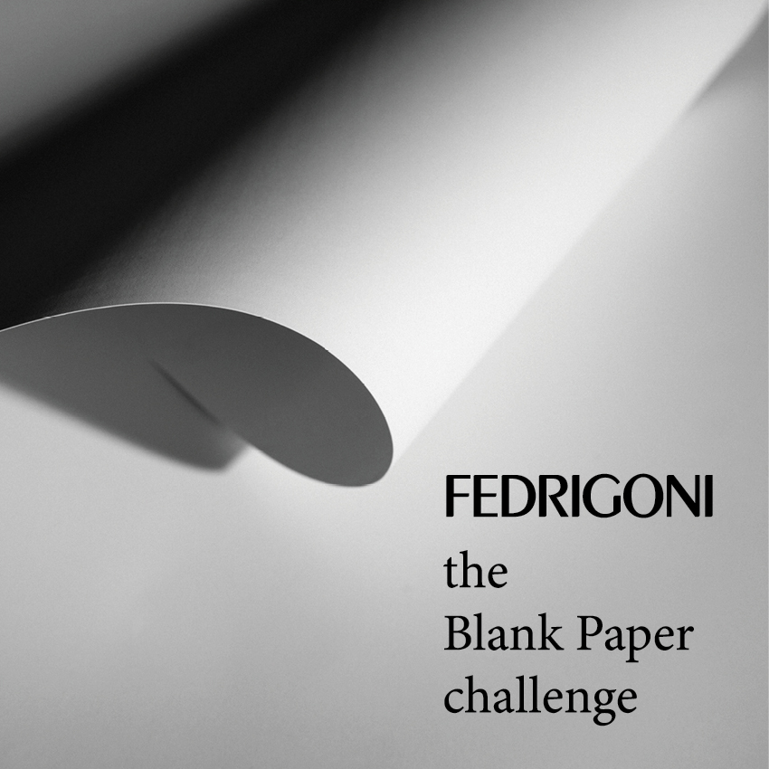 The Blank Paper Challenge