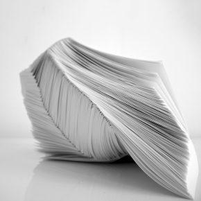 Blank Paper Art Work, la experiencia sensorial llega a nuestro Showroom