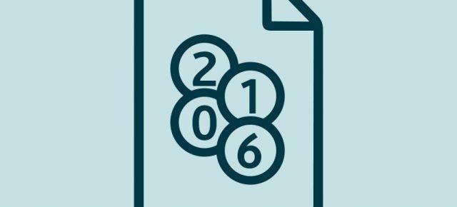 GUÍA DE PRECIOS 2016, nuestras tarifas en el momento que más las necesites