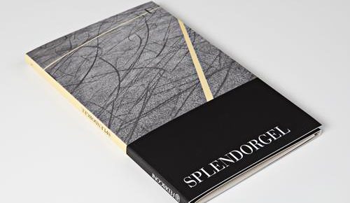 Reeditamos nuestro visual book 'Splendorgel'