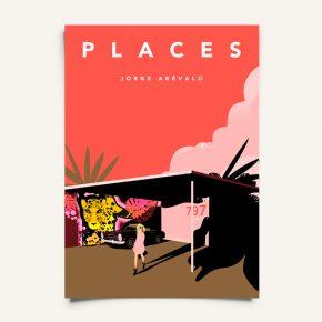 PLACES de Jorge Arévalo en nuestro Showroom