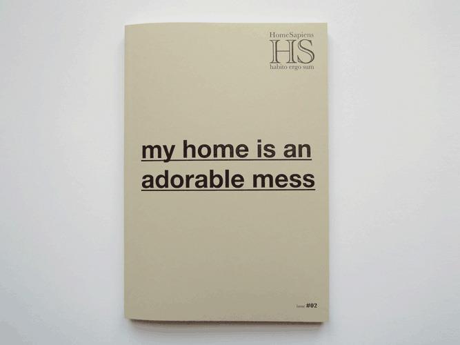 HomeSapiens magazine