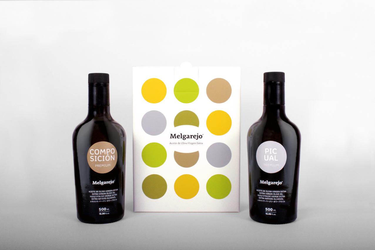 El packaging del 'oro líquido' con papel Fedrigoni