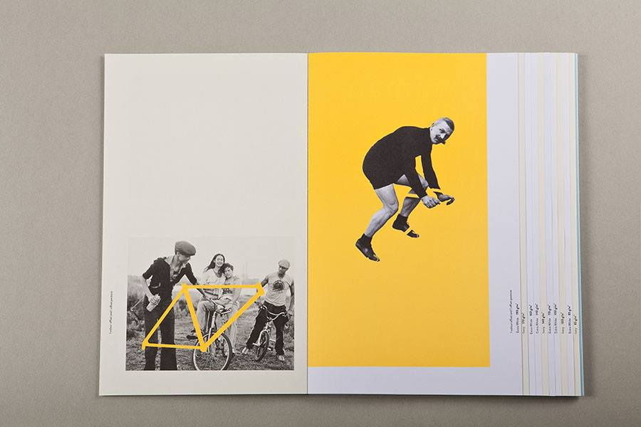 'Make a left turn', el nuevo Visual Book de Fedrigoni