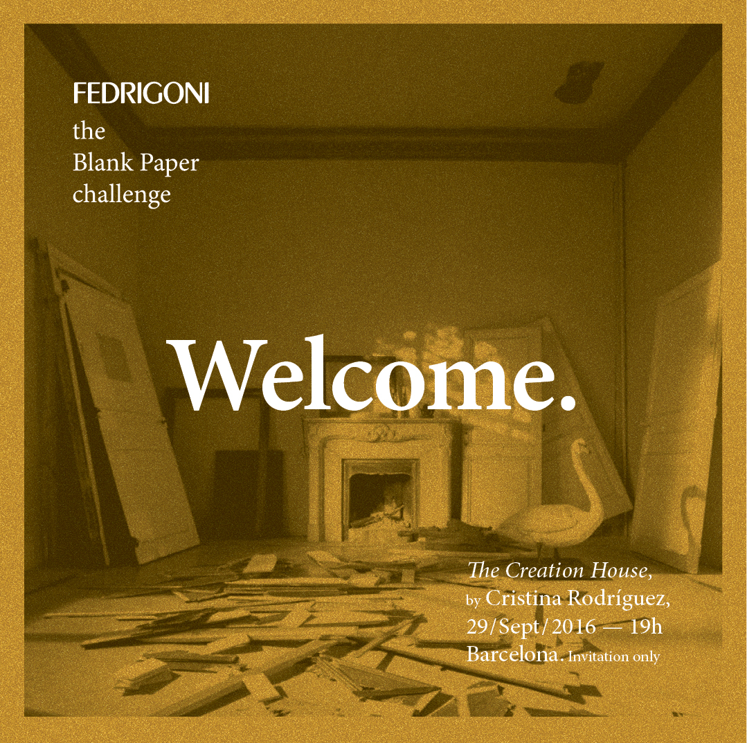 ¡3, 2, 1… ya está aquí! The Blank Paper Event Barcelona