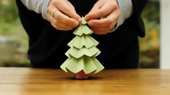Cómo decorar tu casa para Navidad con ¡papel!