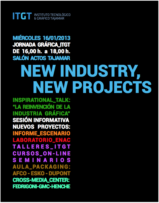 'New industry, new projects'
