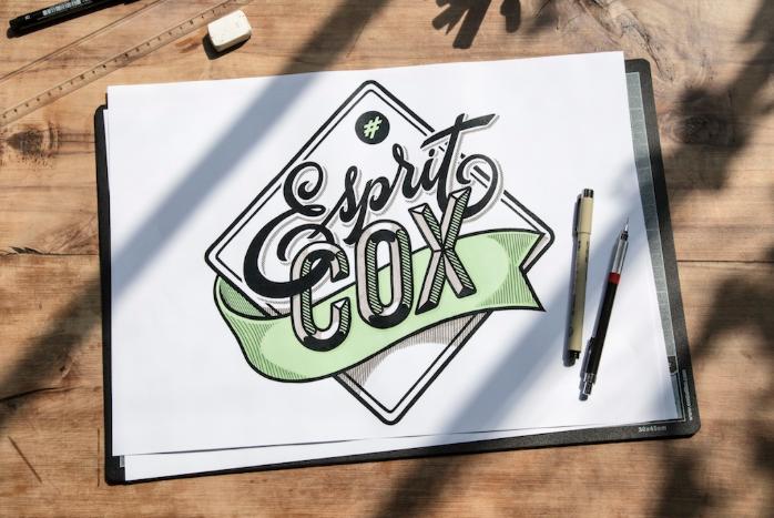 ¿Preparados para un taller intensivo de lettering con Alexis Taïeb? GOOD!