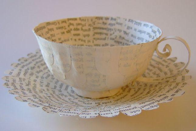¿Una taza de té o un buen libro? Cecilia Levy te da la respuestaUma chávena de chá ou um bom livro? Cecilia Levy dá-lhe a resposta