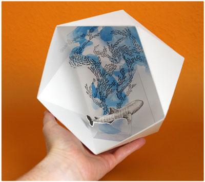 'Objetos de deseo', una exposición en la que el papel es parte de este sentimiento