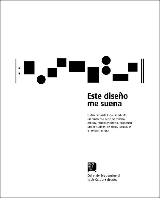 'Este diseño me suena', una muestra visual y sonora con la colaboración de Fedrigoni