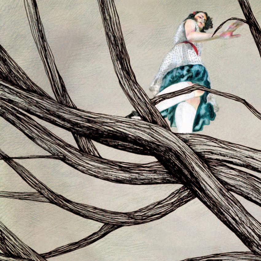 Joana Santamans nos hace sentir mariposas