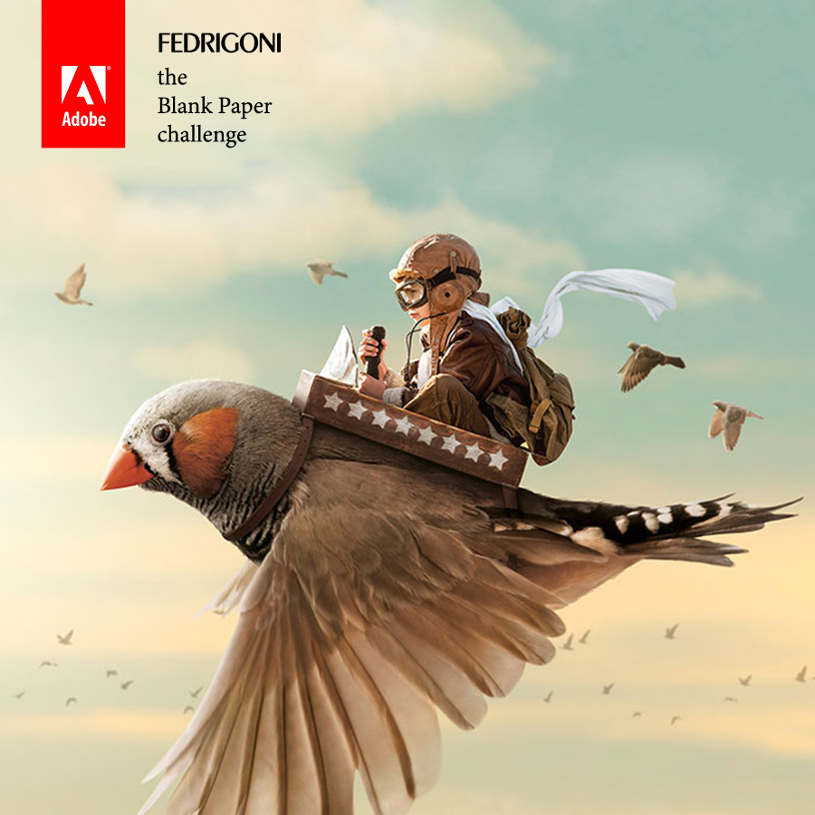 Adobe Creative Meetup y Fedrigoni