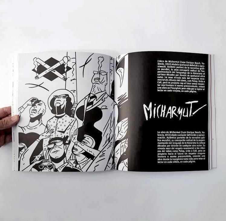 Lo mejor del cómic valenciano en un catálogo