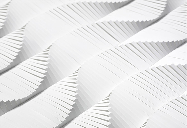 Precisión nipona sobre papel