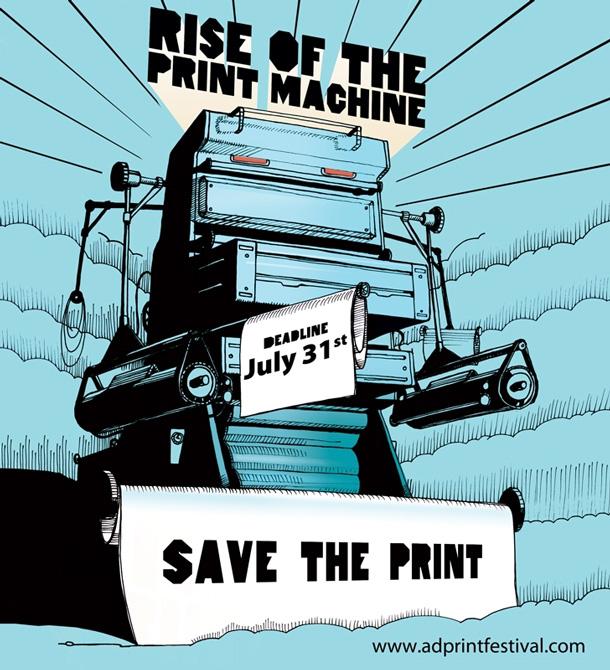 'Rise of the print machine', el festival que celebra el poder de la impresión