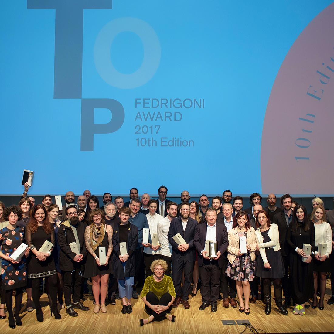 Los ganadores de los Fedrigoni Top Award 2017