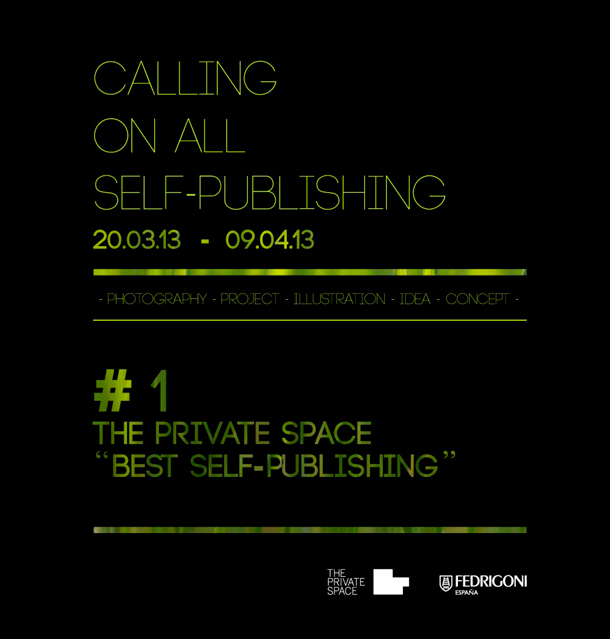 'Calling On All Self-Publishing', el concurso de la autoedición