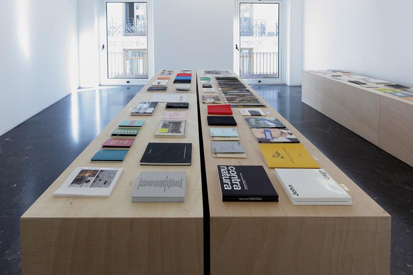 Secció Editorial, la exposición del colectivo Aplec de Disseny! : )