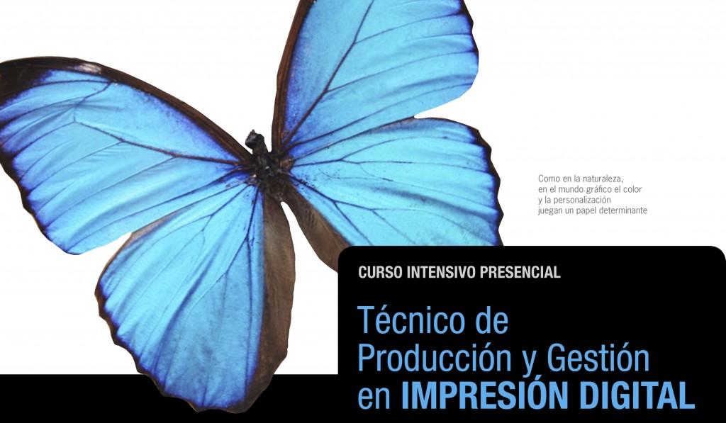 Curso de Técnico de Producción y Gestión en Impresión Digital