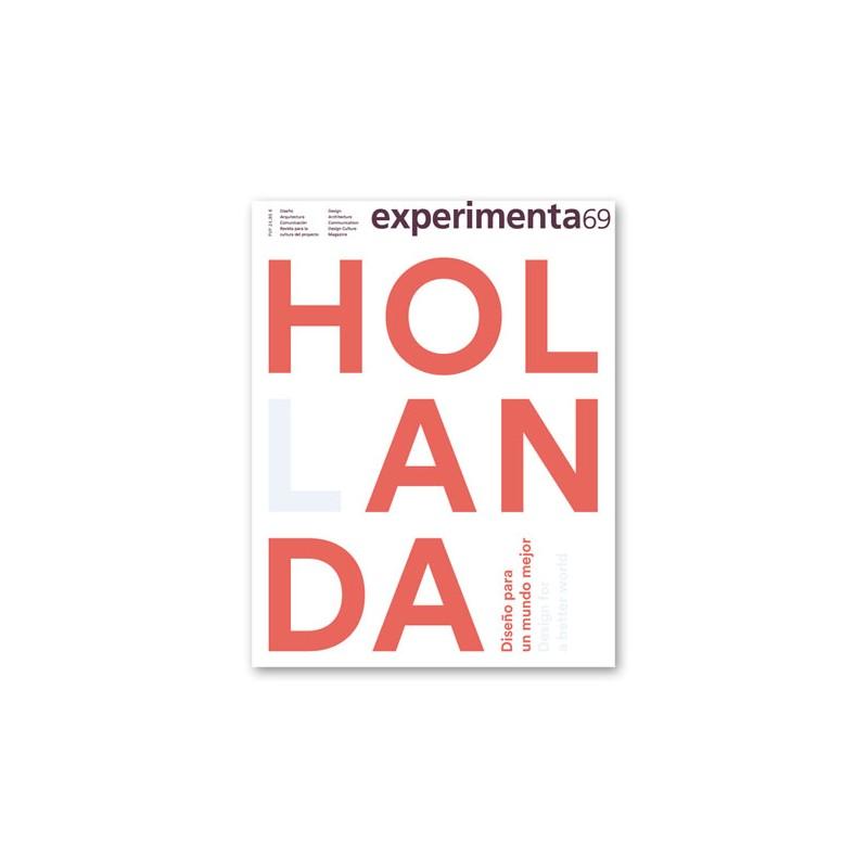 El nº69 de Experimenta Magazine tiene acento holandés