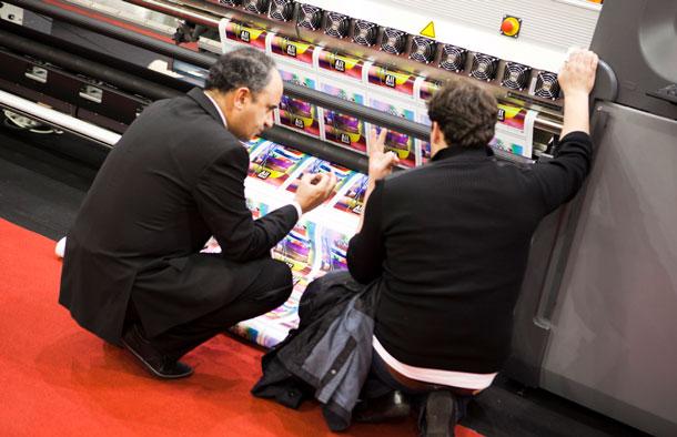 Graphispag-Digital 2013, soluciones de tecnología gráfica para innovar en los productos impresos