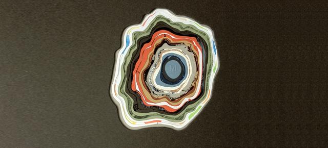 'Materica', una colección de papeles naturalmente creativa