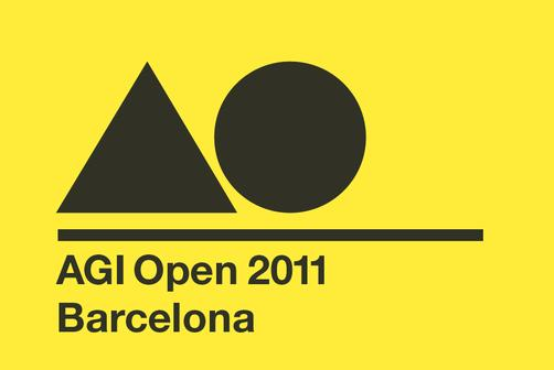 Fedrigoni colaborador oficial del AGI Open 2011Fedrigoni colaborador oficial do AGI Open 2011