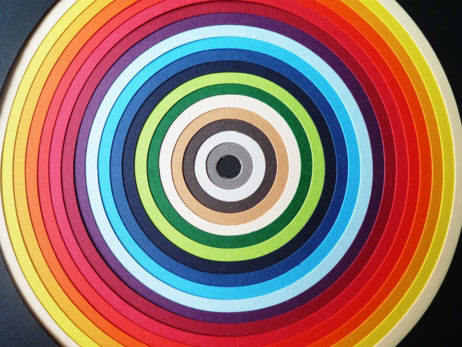 Pregunta al experto: «Me gustaría saber la técnica de impresión así como el tipo de tintas utilizadas para la impresión de la muestra del Sirio Color Lampone de 170 gr.»