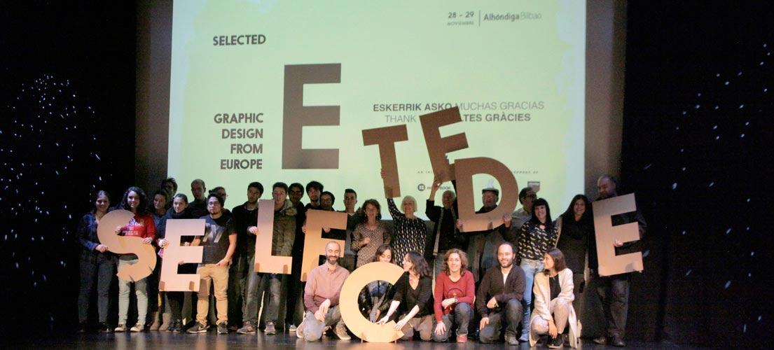 El 27 y 28 de noviembre tienes una cita con el diseño en Bilbao! : )