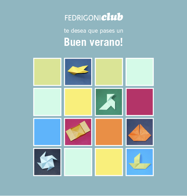 FedrigoniClub te desea que pases un Buen Verano!