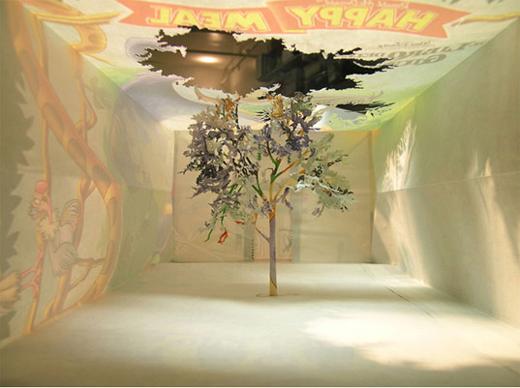 Los objetos cotidianos transformados en arte de Yuken Teryua Os objetos quotidianos transformados em arte por Yuken Teryua