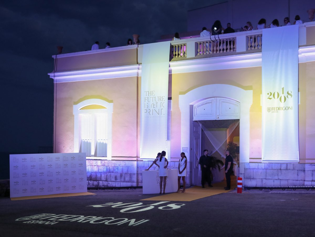 "Gala de celebración ""10 años de Fedrigoni en España"""