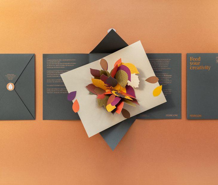 """Autumn Papers: nuestro homenaje a un otoño más """"eco"""""""