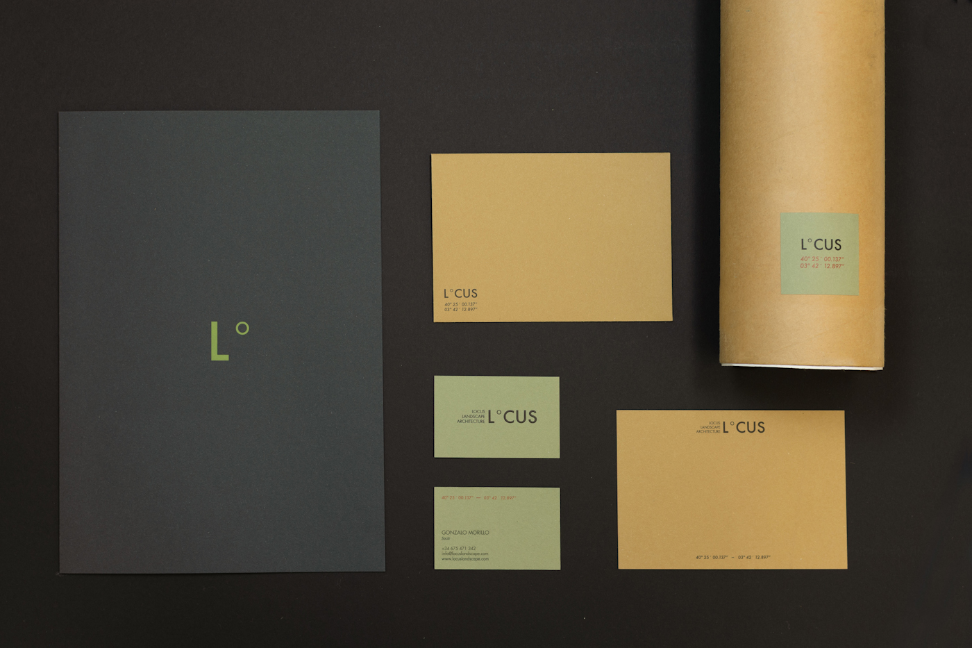 Locus + Materica = el equilibrio del paisaje