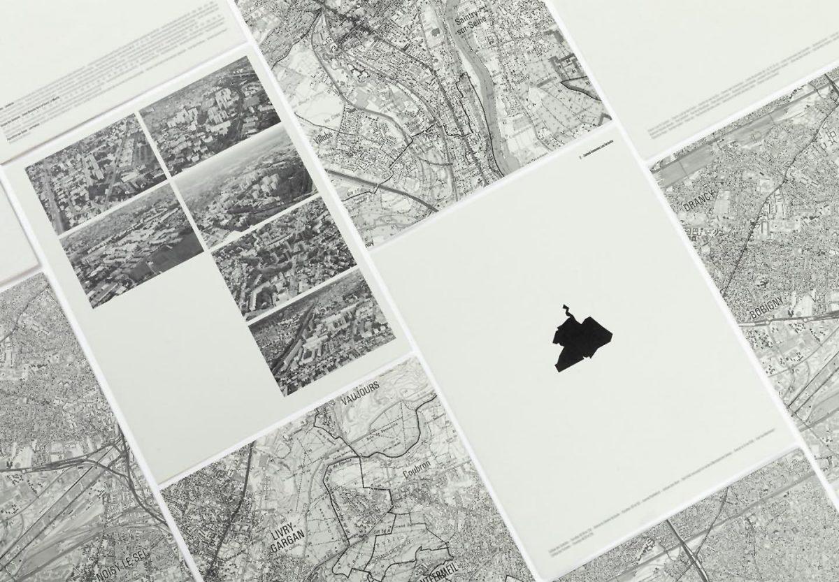 Viajar a través de la imagen y el papel