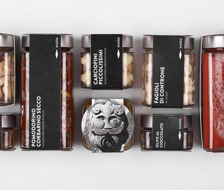 Productos 'gourmet': envoltorios que nutren los sentidos