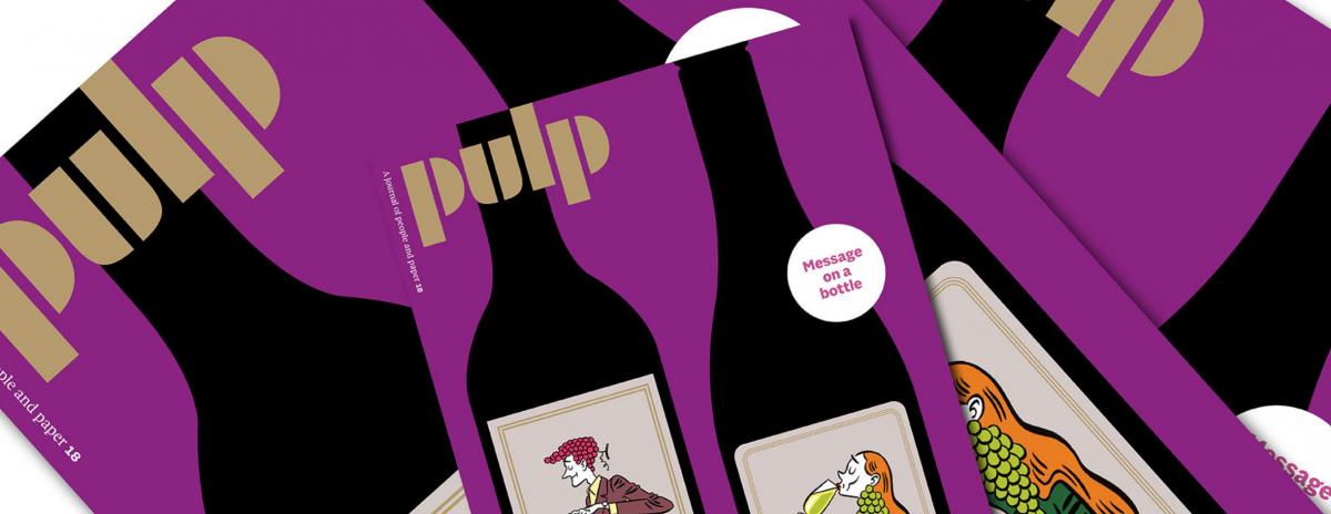 PULP 18: mensaje en una botella
