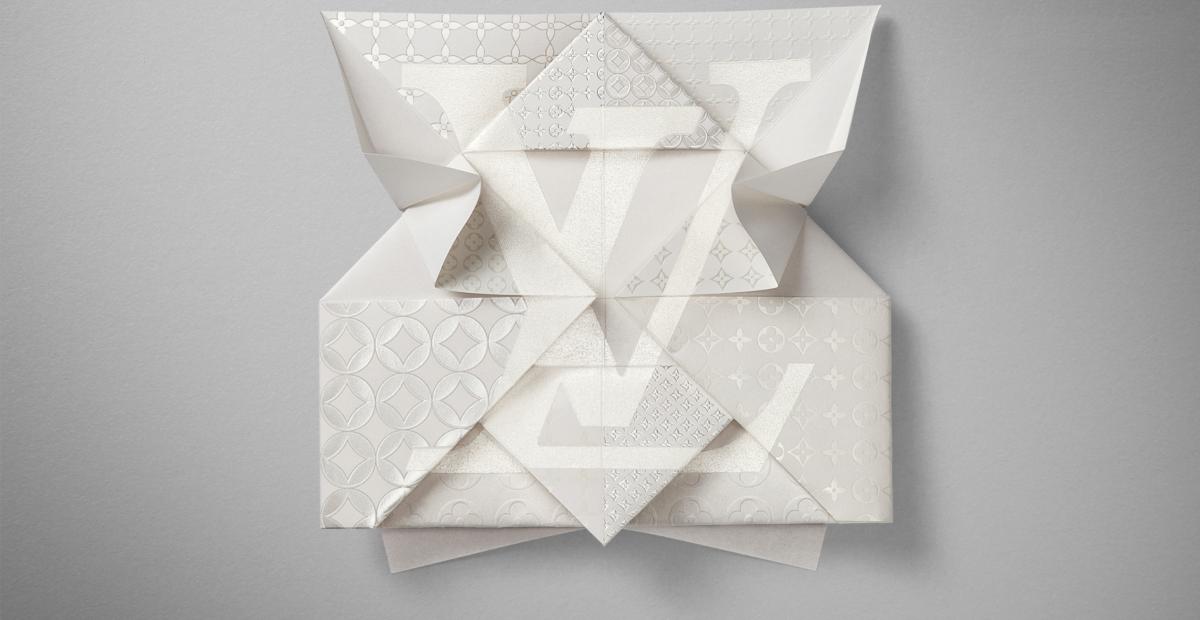 Origami y papiroflexia: la técnica de papel que enamora al lujo